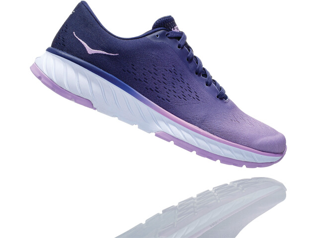 Hoka One One Cavu 2 Running Shoes Women lavendula/medieval blue